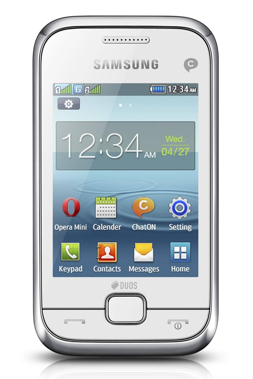 Samsung lanza la serie REX de teléfonos móviles económicos ...