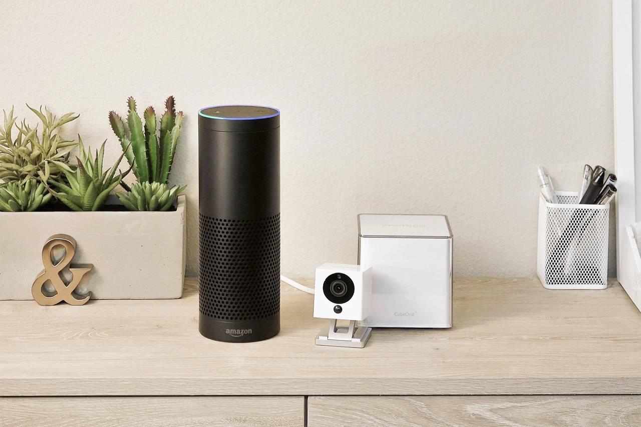 Ismartalarm Ahora Tiene Integraci N Con Amazon Alexa