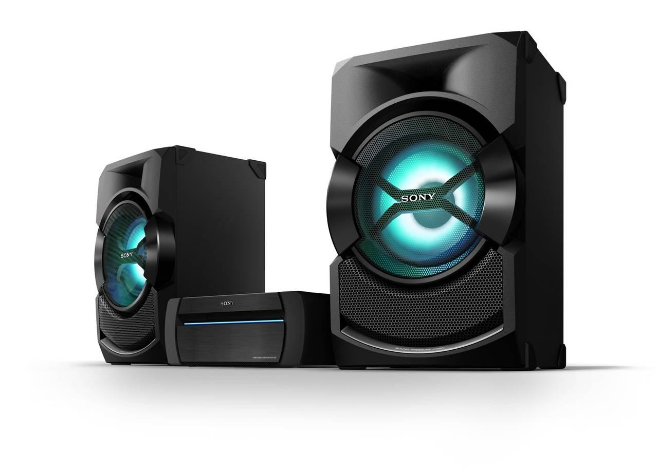 Sony Presenta Sus Sistemas De Audio 2015 De Alto Poder