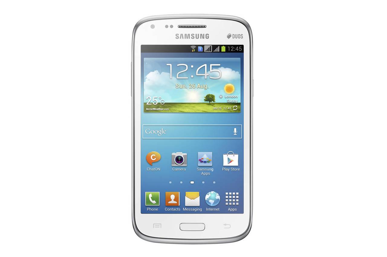Samsung Galaxy Core busca capturar la gama baja de ...
