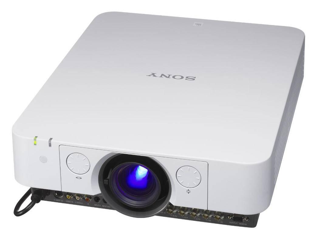 Sony presenta su primer proyector wuxga con fuente de luz - Proyectores de luz ...