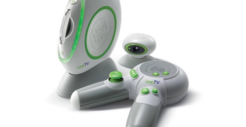 Leaptv Es Un Sistema De Video Juegos Educativo Exclusivo Para Ninos